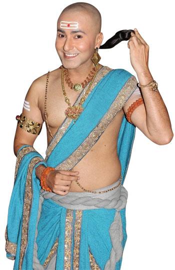 """Krishna Bhardwaj """"I was game to go bald for my role as"""
